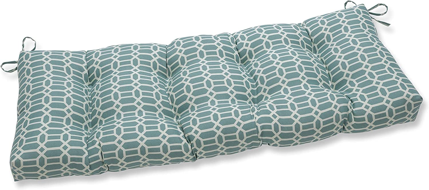 Pillow Perfect Outdoor Indoor Outlet SALE Rhodes Bench C Quartz Swing Tufted Max 72% OFF