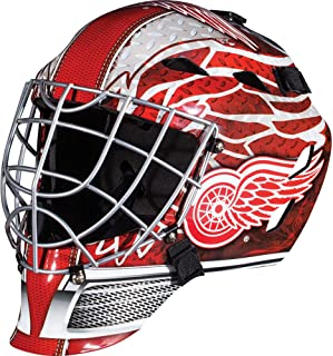 Detroit Red Wings Unsigned Franklin Sports Replica Full-Size Goalie Mask - Unsigned Mask