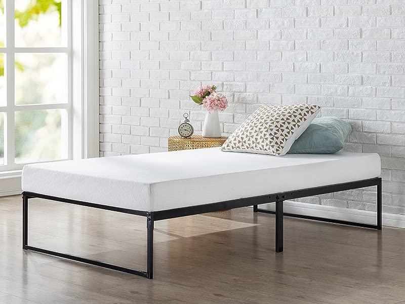 Zinus Lorelei 12 Inch Platforma Metal Bed Frame Platform Bed Frame Twin