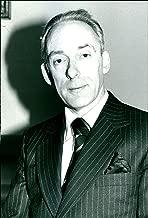 Vintage photo of Portrait of Derek Tonkin