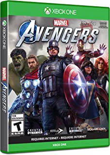 Marvel's Avengers - Standard Edition - Xbox One