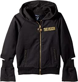 True Religion Kids - Studded Hoodie (Big Kids)