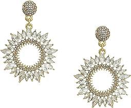 SHASHI - Solar Statement Earrings