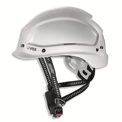 Uvex Pheos Alpine 9773 Casco de Seguridad - Casco de Protección Para Obra EN 397 EN