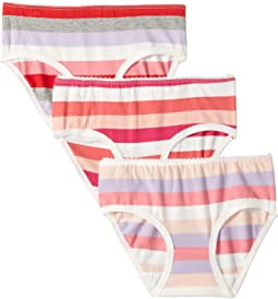 Star of Stripes 3-Pack Underwear Gift Box (Infant/Toddler/Little Kids/Big Kids)
