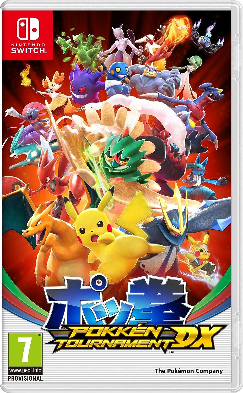 Pokkén Tournament Dx Pour Nintendo Switch Amazon Fr Jeux Vidéo