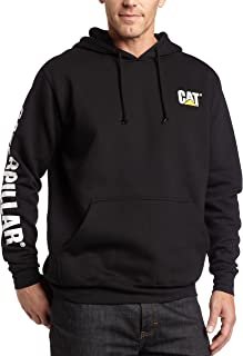 Men's Trademark Banner Hooded Big Tall Sweatshirt