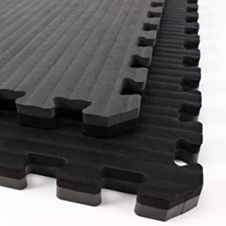 IncStores – Tatami Foam Tiles – Extra Thick mats Perfect for Martial Arts,..