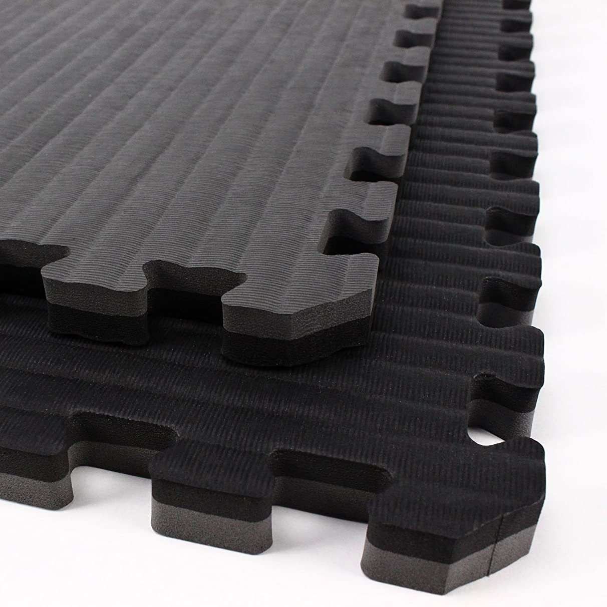 IncStores - Tatami Foam Tiles - Extra Thick mats Perfect for Martial Arts, MMA, Lightweight Home Gyms, p90x, Gymnastics, Yoga and Cardio