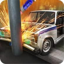 Real Car Crash Police 3D