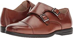 Florsheim Kids Reveal Double Monk Oxford (Toddler/Little Kid/Big Kid)