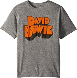 David Bowie Tri-Blend T-Shirt (Big Kids)