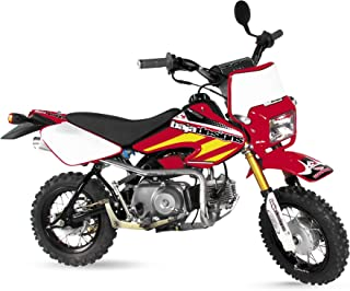 Specbolt Fasteners Brand Nickel Wurks Bolt Kit fits Japanese Style Off-Road Dirtbikes Like Honda CR CRF 80 85 125 150 250 450 500 CRF250 CRF450 CR125 CR250 CR500