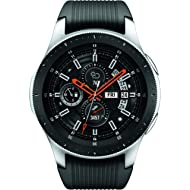 Samsung Galaxy Watch (46mm) Silver (Bluetooth) SM-R800NZSAXAR US Version with Warranty (Renewed)