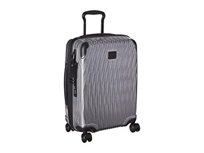 Tumi Latitude Continental Carry-On (Silver) Carry on Luggage