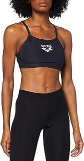 ARENA Women's Damen Sport BH Top Soft Support Bra