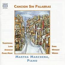 latin piano songs