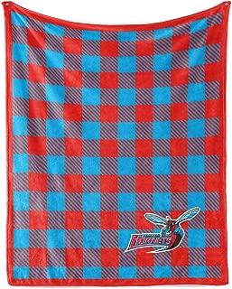 Official NCAA Delaware State Hornets - Light Weight Fleece Blanket 2 sizes