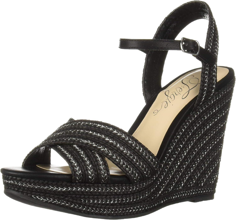 Fergie Womens Belize Wedge Sandal