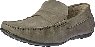 Oxford Men's Ethan Suede Driving Shoe