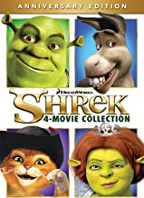 dvd cover shrek