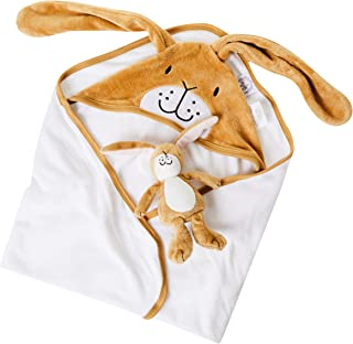 Guess how Much I love you GH1596 Cuddle Robe & Soft Toy Set