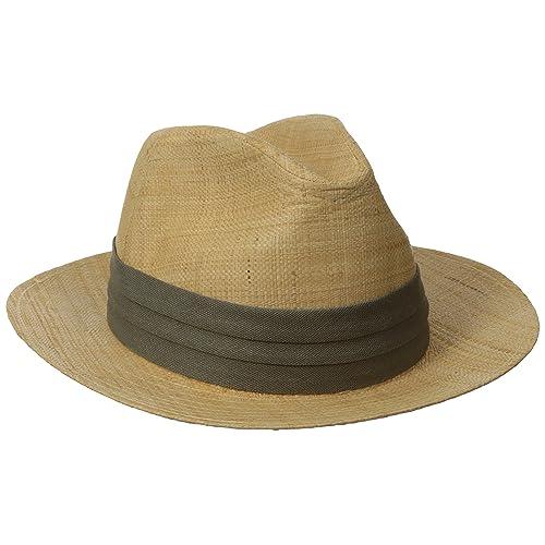 5b418f69e4e Tommy Bahama Men s Safari Raffia Hat