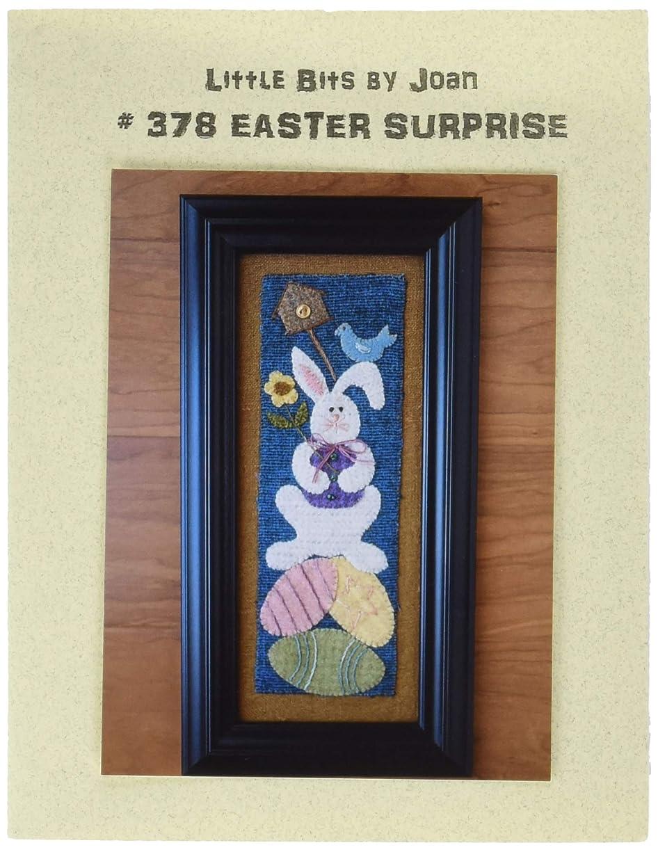 Bits & Pieces By Joan BPJ378 Easter Surprise Pattern