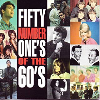 50 Number 1's of the 60's