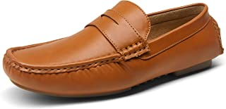 VOSTEY Men's Loafers Slip On Driving Shoes Casual Penny Loafer Mocaasins Shoes