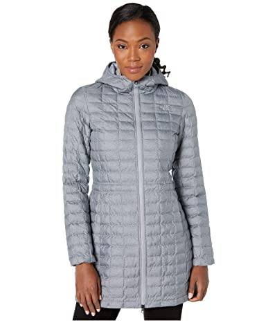 The North Face Thermoball Eco Parka (TNF Medium Grey Heather) Women
