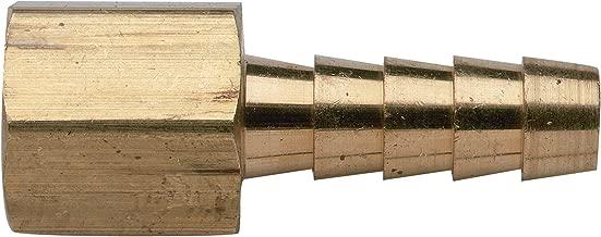 Moeller Brass Fuel Line Hose Barb (Female 1/4