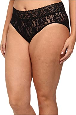 Hanky Panky Plus Size Signature Lace French Brief