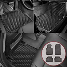 bonbo Rear Trunk Cover Floor Mat for Jeep Grand Cherokee 2011-2020 Custom Fit All Weather Guard Cargo Liner with Odorless and Heavy Duty Rubber
