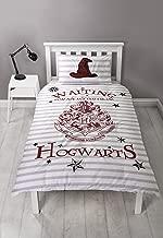Harry Potter Duvet Cover, White, 135 x 200 cm