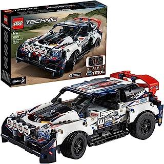 LEGO42109TechnicCONTROL+App-ControlledTopGearRallyCarRCRacingCars