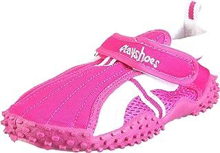 Playshoes Souliers de Sports Aquatiques avec Protection UV Sportif, Chaussures pour Piscine et Plage Mixte Enfant