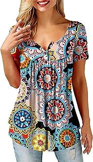 cbb94c9262 Amazon.co.uk: Orange - Tops, T-Shirts & Blouses / Women: Clothing