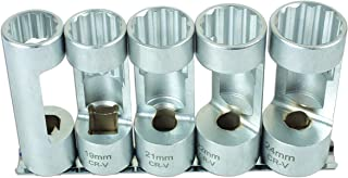 Laser - 6496 Strut Nut Socket Set 5pc