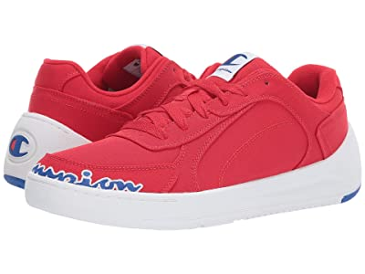 Champion Super C Court Low (Red) Men