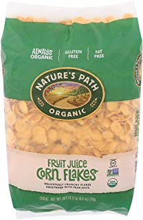 Nature's Path Organic Corn Flakes Cereal, 26.4 oz Eco Pac Bags