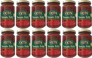 Tomate frito con aceite de oliva Exito tarro de cristal 500