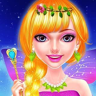 Fairy Princess Dress Up & Makeover Game For Girls