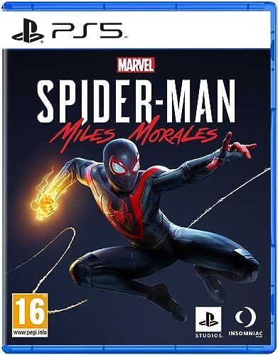 Sony, Marvel's Spider-Man : Miles Morales sur PS5, Jeu d'action et d'aventure, Edition Standard, Version physique, En...
