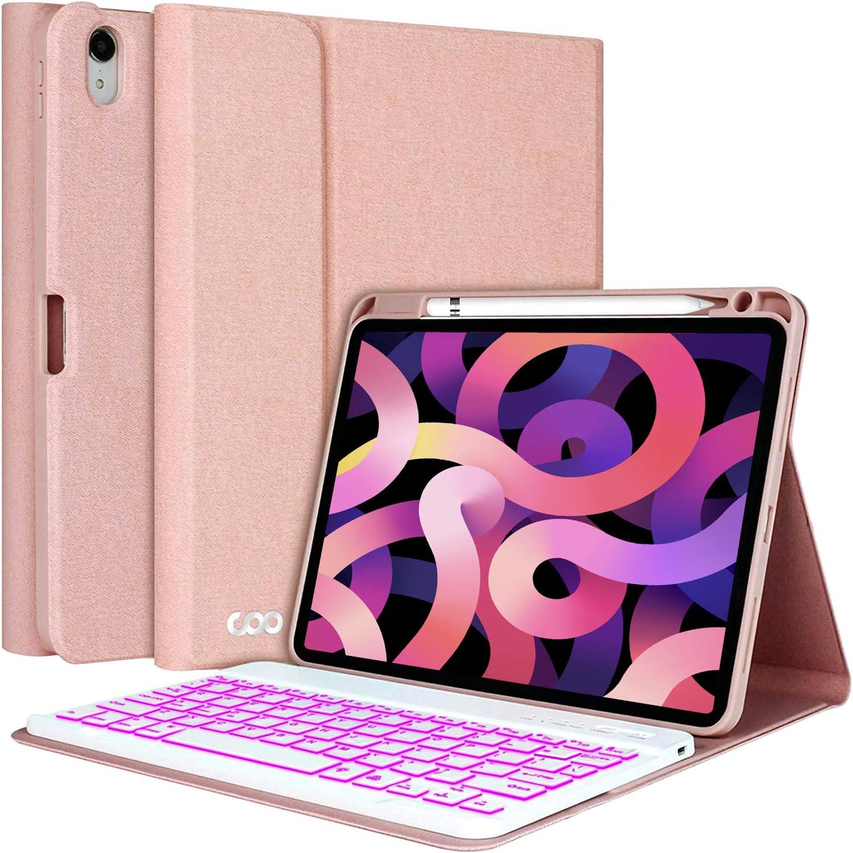 iPad Air 4th Keyboard Case 10.9