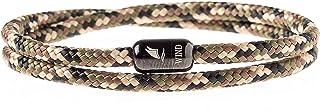 Wind Passion Bracciale con Magnete Nautico Corda Di Altissima Qualità per Uomo e Donna
