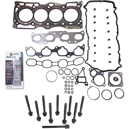 Head Gasket Set Bolt Kit Fits 07-12 Nissan Sentra SE-R 2.5L DOHC 16v QR25DE