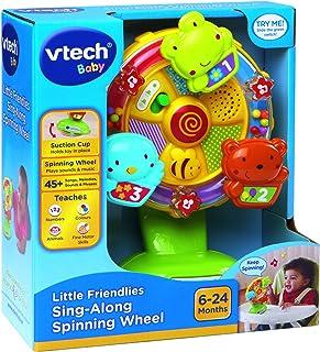 Vtech Little Friendlies Sing Along Spinning Baby toy, 80-165903
