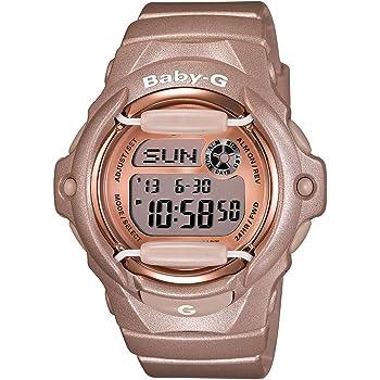 [カシオ] 腕時計 ベビージー BG-169G-4JF ゴールド