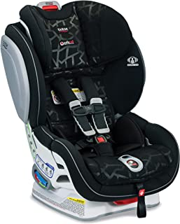Britax Advocate ClickTight Convertible Car Seat | 3 Layer Impact Protection - Rear & Forward Facing - 5 to 65 Pounds, Mosaic